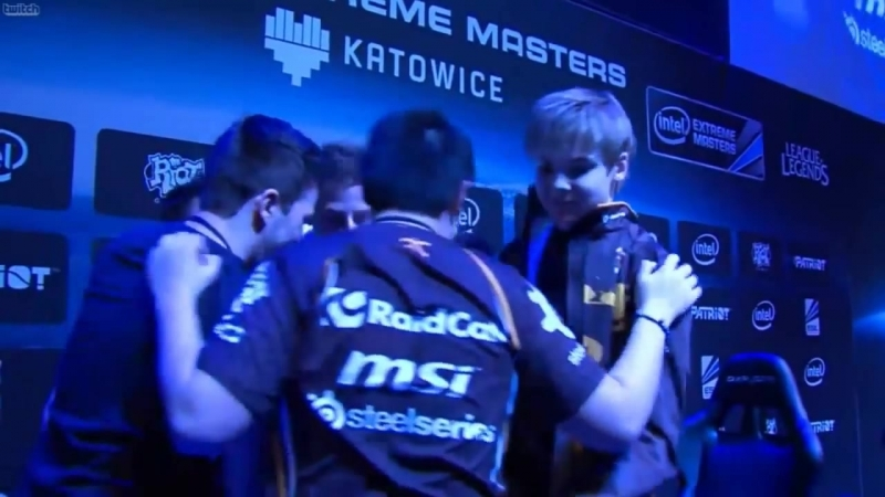 XPeke Kassadin Backdoor SK Gaming VS Fnatic IEM Katowice