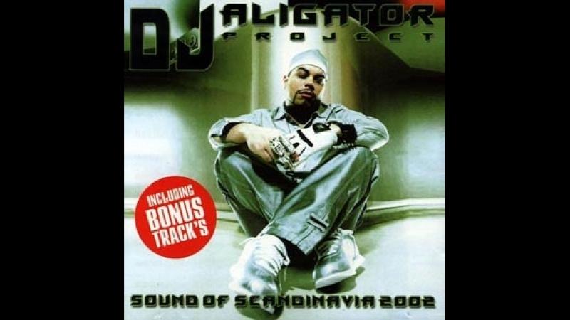Dj Aligator At Danish Dj Awards 2009 - LIVE SHOW -