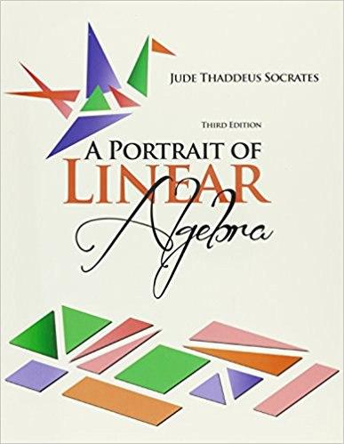 Portrait Linear Algebra edition