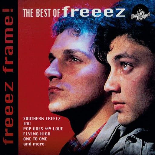 Freeez альбом Freeez Frame! - The Best Of Freeez