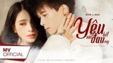 [MV OFFICIAL] ANH TÚ | Yêu Hết Nỗi Đau Này (#YHNDN) - ATus ft Koo