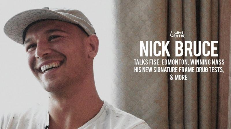 Nick Bruce Talks FISE: Edmonton, NASS, Drug Tests, and More