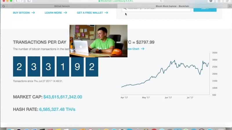 Bitclub Network ОТЗЫВЫ Пакет 500$ расчёт прибыли пассивного дохода