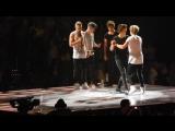 Harry and Niall Ballroom Dancing