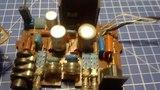 Усилитель звука му-405 из советского телевизора