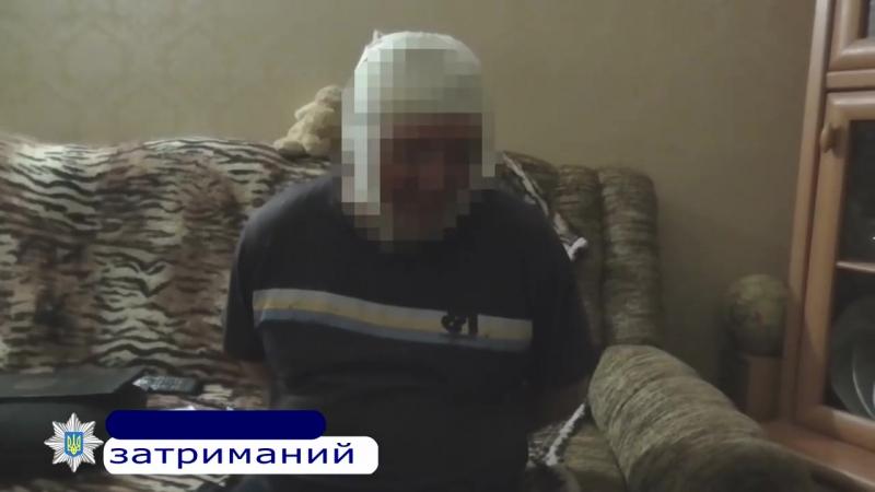В Одесі чоловік власними руками позбавив життя сина
