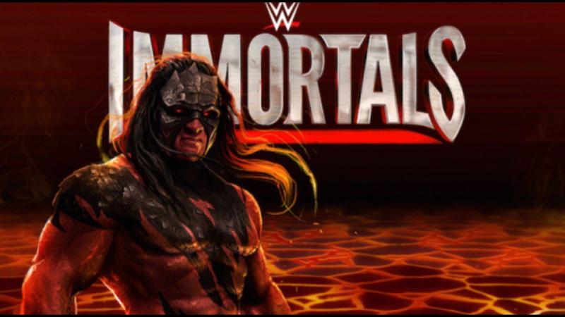 WWE Immortals - The Demon Kane