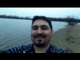 18.03.2018 поездка на озеро, на улице +22