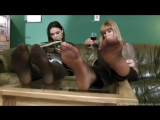 Goddess Amanda Femdom Foot fetish Фут-фетиш sexy serbian feet #footworship #heels #nylon #stockings #pantyhose