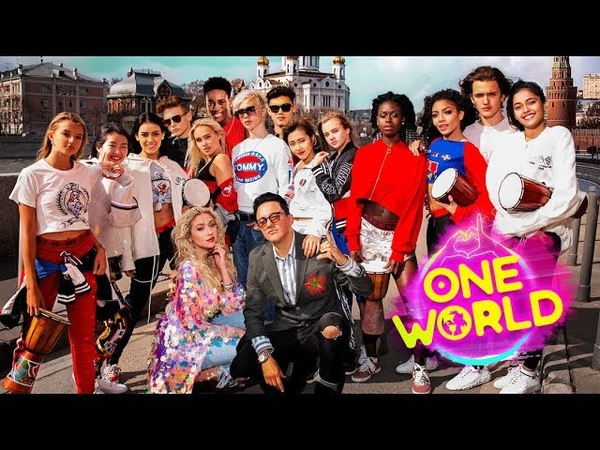 RedOne feat. Adelina Now United - One World (2018 FIFA World Cup Russia - beIN SPORTS)