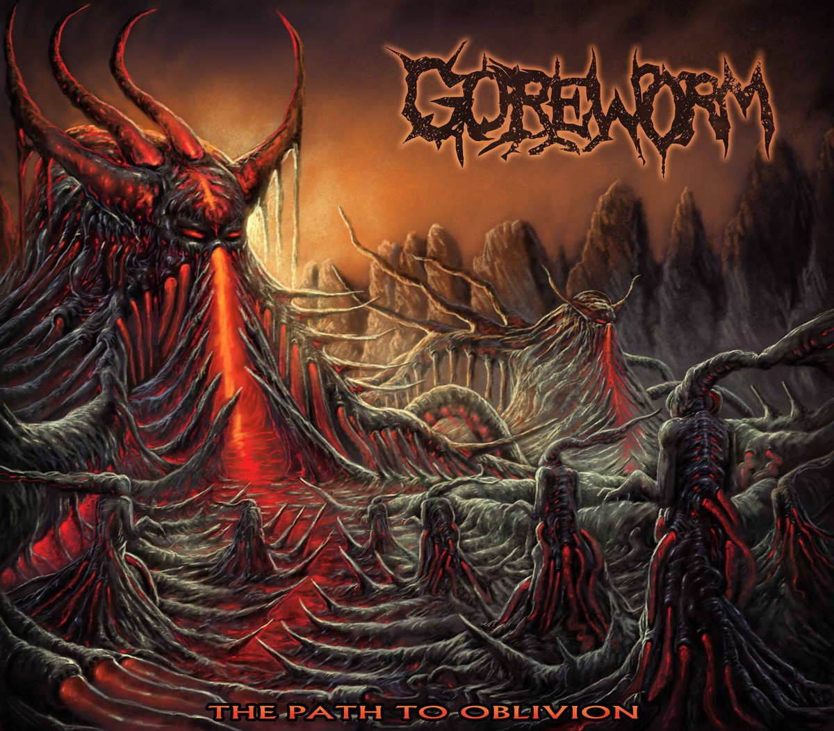 Goreworm - The Path to Oblivion [EP] (2018)