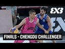FIBA 3x3 Chengdu Challenger 2018 - Semi-Finals/Final - Re-Live - Chengdu, China