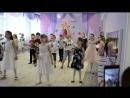 Танец 5 февральских роз на 8 марта