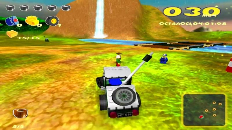 ⁄ Прохождение Lego Racers 2 ⁄ЧАСТЬ 27 ⁄ Воруем провизию (︶︹︺) ⁄ » Freewka.com - Смотреть онлайн в хорощем качестве