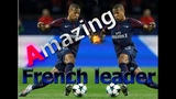 Mbappe Kylian l Football Player 2018 l French leader