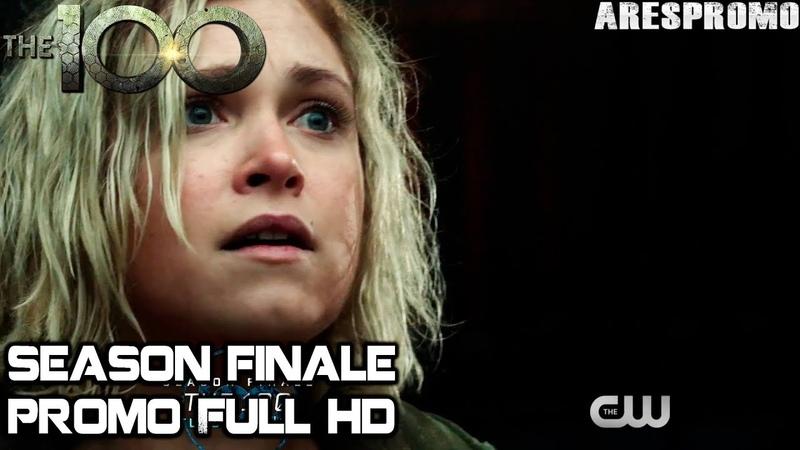 The 100 5x13 Trailer Season 5 Episode 13 Promo/Preview [Full HD] Damocles: part 2 Season Finale
