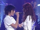 t.A.T.u. - All The Things She Said Live (MadTV 03.08.2003) HQ