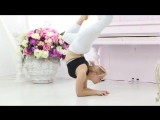 SLs Contortionist flexibility gymnastic stretch. contortion, yoga - гибкие гимнастки(3)