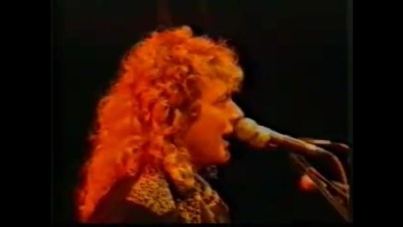 Robert Plant Fairport Convention Cropredy 1986