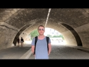 I am the Highway - Audioslave cover. Live under Paris's bridge. Иван Радьков
