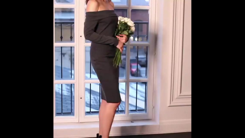 Ура Распродажа 🛍‼️ Женственные романтичные комфортные платья из плотного трикотажа с открытыми плечами теперь со скидкой Пр