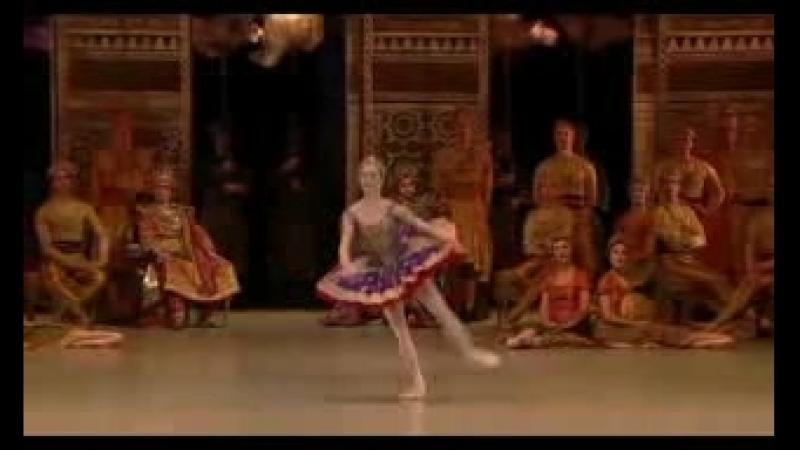 La Bayadère Gamzatti variation - Баядерка, Гамзатти вариация, 9 ballerinas for comparison - 9 танцоров для сравнения