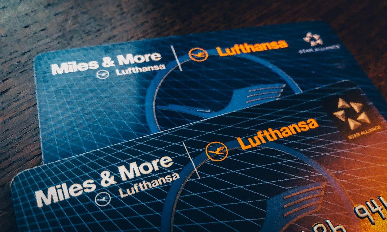 Кредитные карты с программой Miles & More