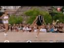 танцевальный батл двух девушек