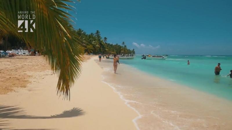 Domican Republic Punta Cana in 4K