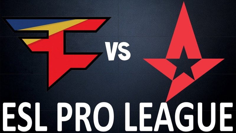 FaZe vs Astralis (Mirage/map1) Highlights - ESL Pro League Season 7 - Semifinal