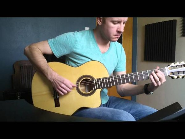 Arrival: On the Nature of Daylight (Max Richter) for guitar TAB