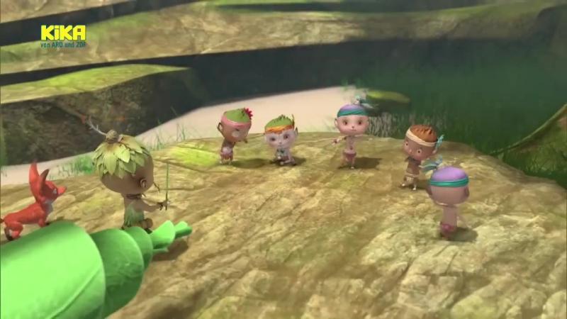 3-08Der kleine Prinz Der Planet des Riesenkometen HD