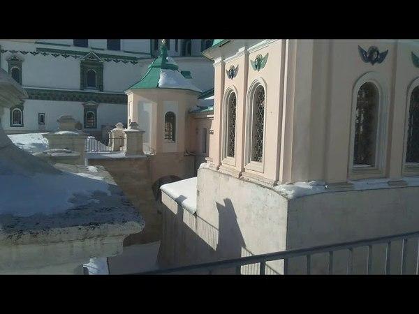 Альтернативная историяДопотопная Церковь Константина и Елены. Новоиерусалимский монастырь г. Истра