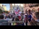 Массовые протесты в Румынии против изменений в антикоррупционном законодательстве