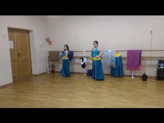 импровизация Леры и Ульяны