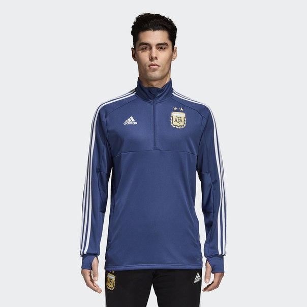 Тренировочный джемпер сборной Аргентины