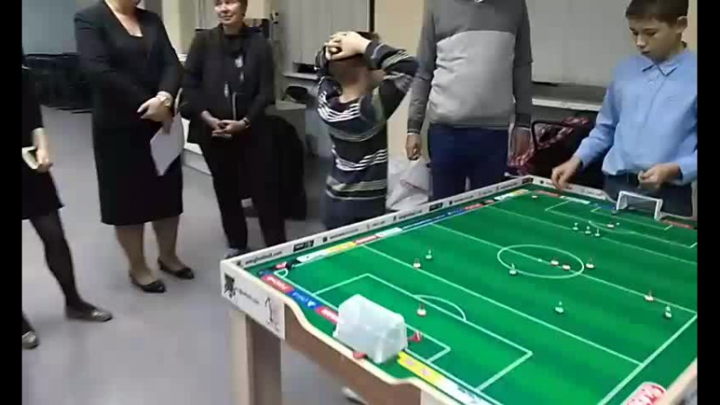 Live: Федерация Настольного Футбола Subbuteo России