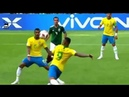 neymar vs mexico world cup 2018