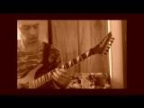 LAMB OF GOD - Hourglass (guitar cover by Станислав Весельский)