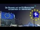 Mit einem «Rahmenabkommen» soll es zum EU-Schleichbeitritt kommen