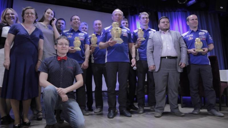 IX Интеллектуальный чемпионат посвященный 30-летию спортивной команды КАМАЗ-мастер