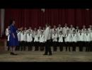 Хор мальчиков Ладья - В.А.Моцарт Репетиция концерта