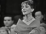 Мария Каллас. Фрагменты выступлений разных лет (1965, 1958)