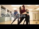 DOLA RE DOLA Devdas dance choreography Bollyhood London dancers