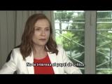Entrevista ISABELLE HUPPERT
