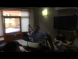 Пекка Вильякайнен в эфире Радио 107