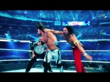 Aj Styles vs Shinsuke Nakamura WWE Championship Wrestlemania 34
