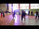 ХАСТЛ, Discofox, Siberian Fest, D класс, 12 финала, заход 2