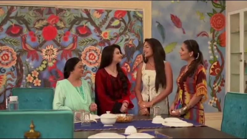 Сестры сближаются, Бхавья чувствует себя лишней