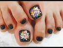 The Best Nail Art Designs Tutorial 💓👣👣✔TOP 10 Pedicure Nails 2018💓💓✔ Design in Beauty